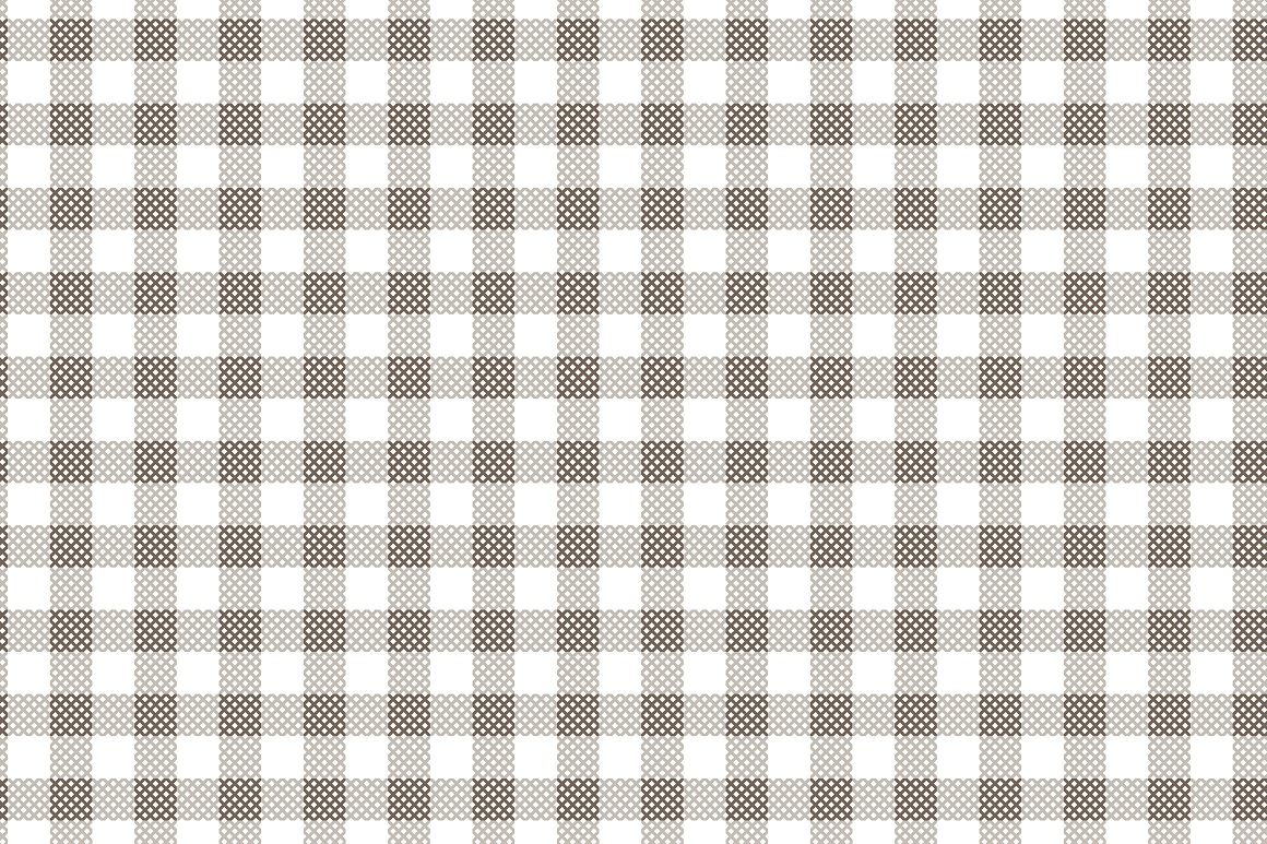 Fabric seamless patterns. example image 13