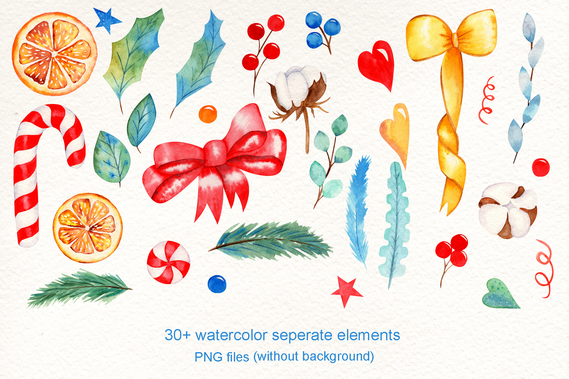 Wreath Creator Watercolor Clipart example image 2