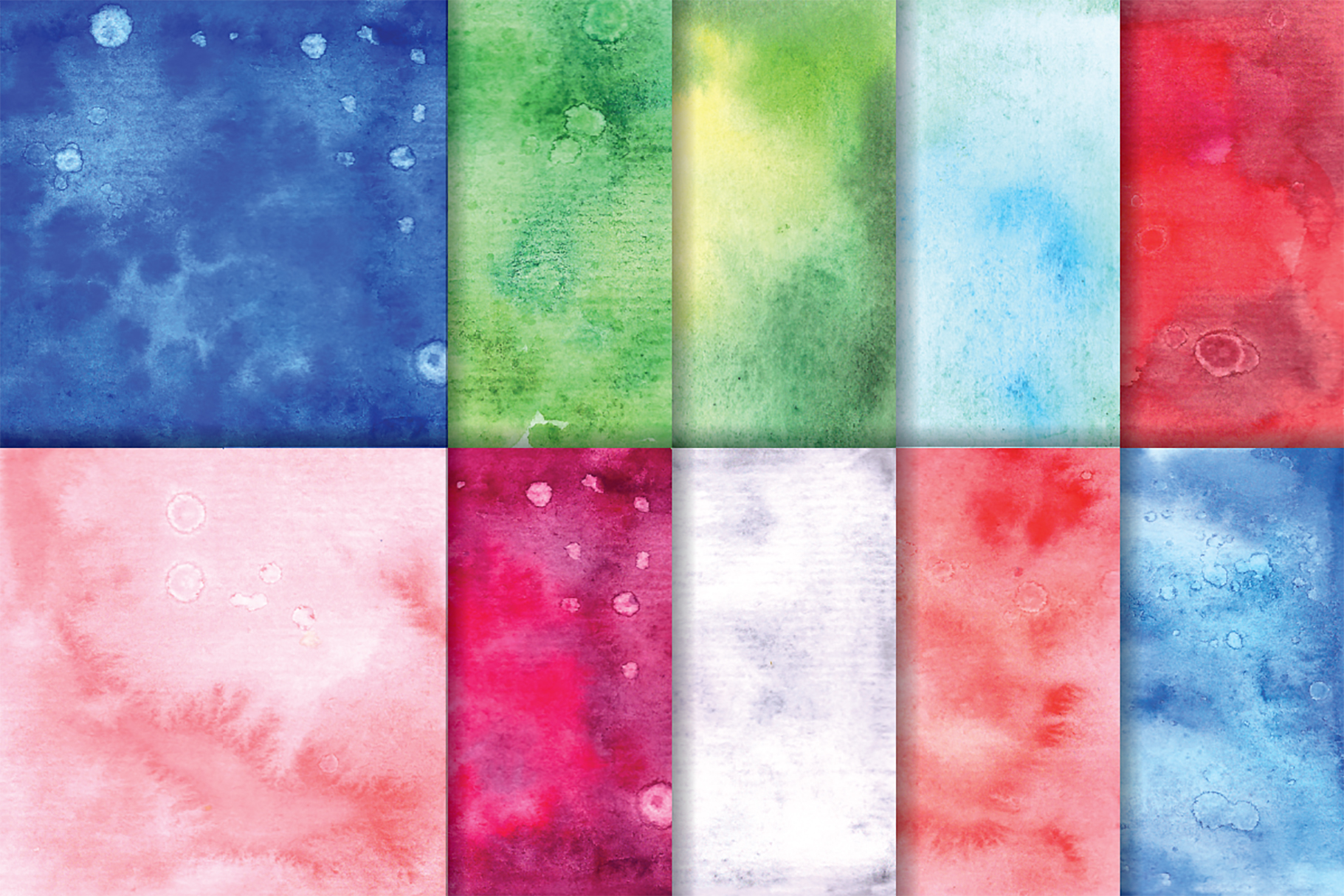 WaAbstract Watercolortercolor violet background example image 4
