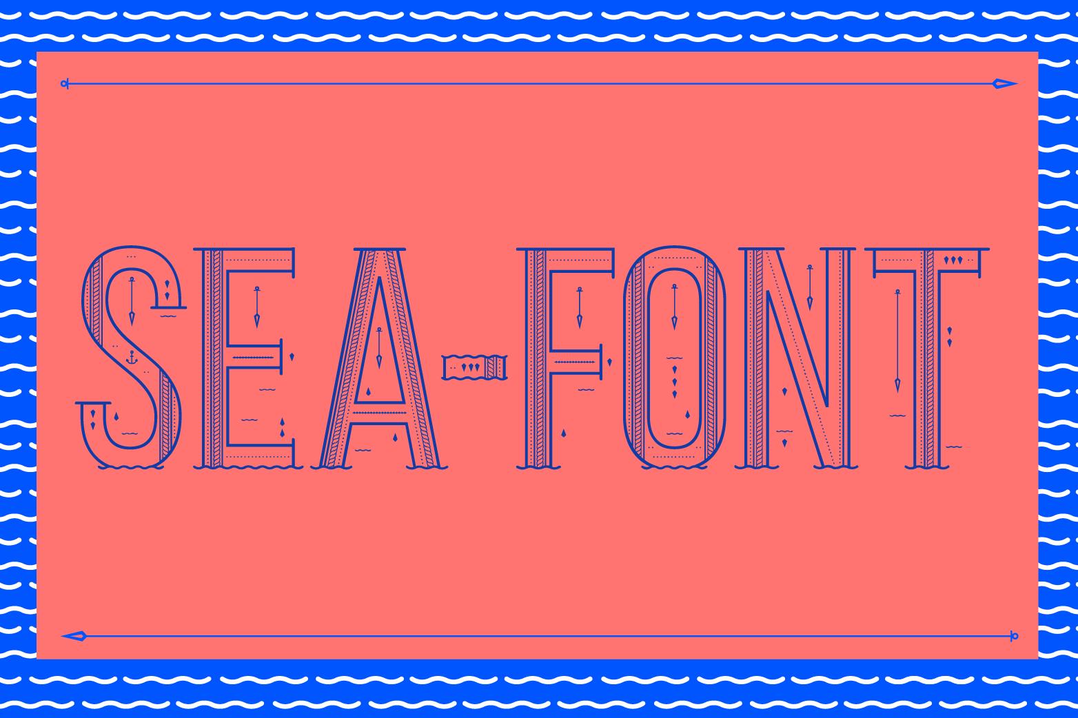 Sea Font example image 2