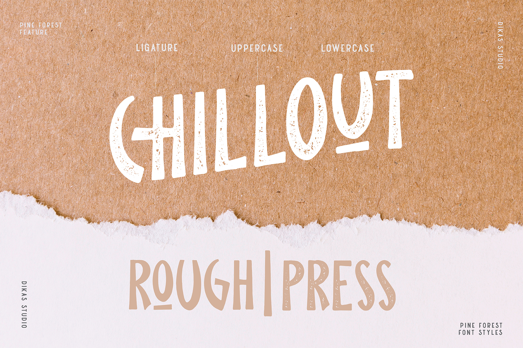 Pine Forest - Outdoor Typeface example image 2