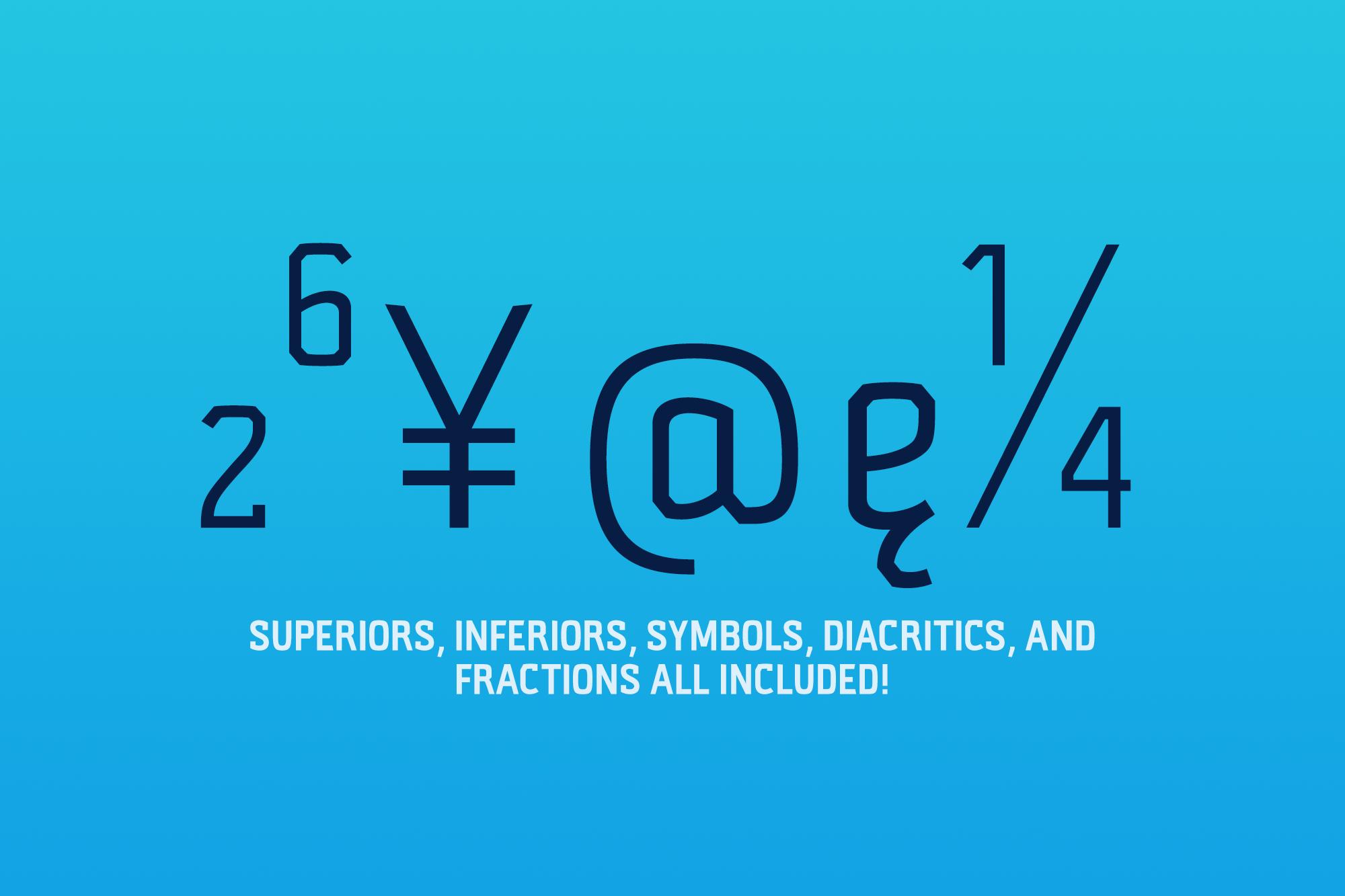 Beepo FREE Geometric Font example image 5