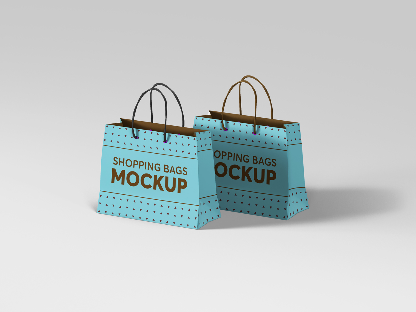 Shopping Bag Mockups V2 example image 3