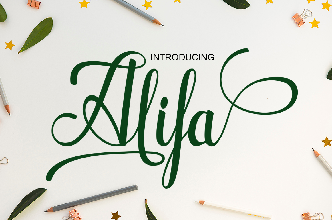 Alifa example image 1