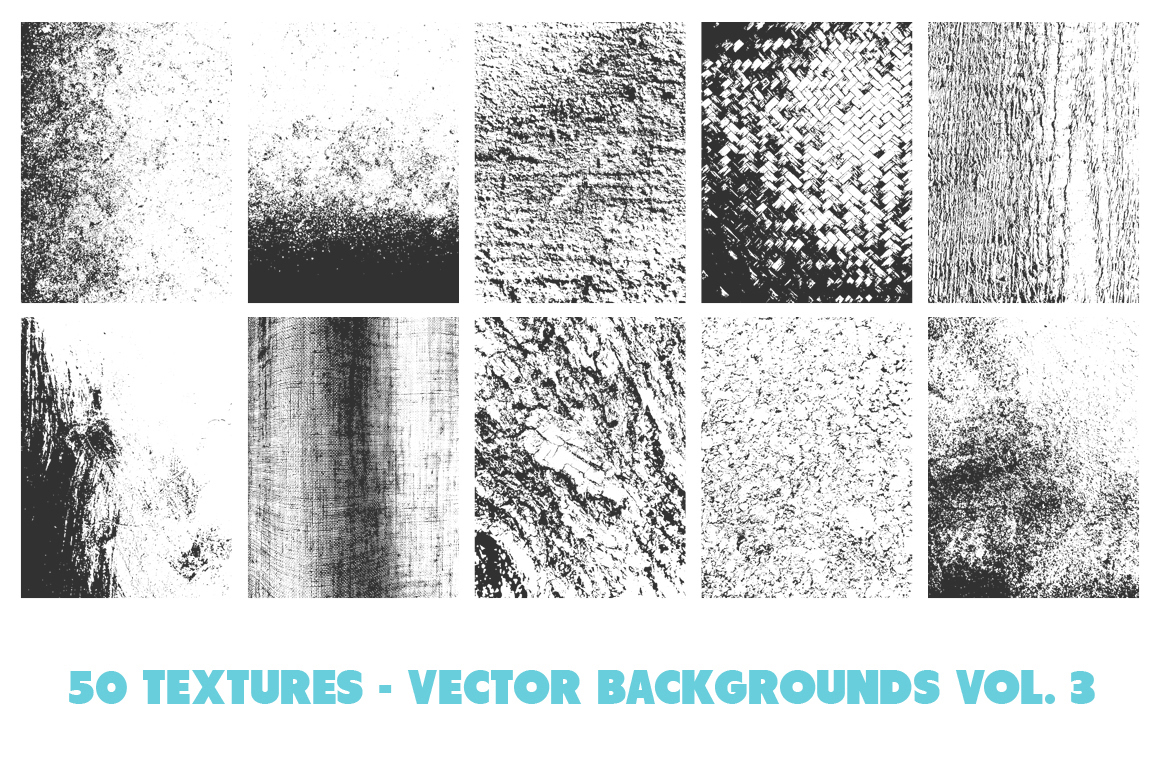 50 Vector Texture Backgrounds Vol. 03 example image 4