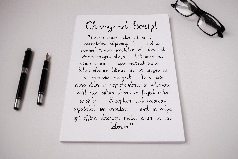 Chrisyard example image 2