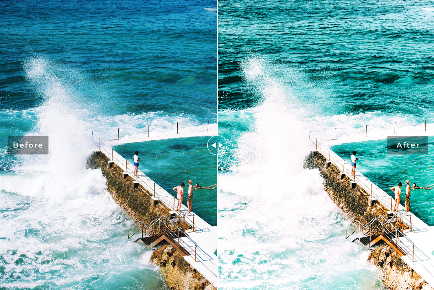 Bondi Mobile & Desktop Lightroom Presets example image 3
