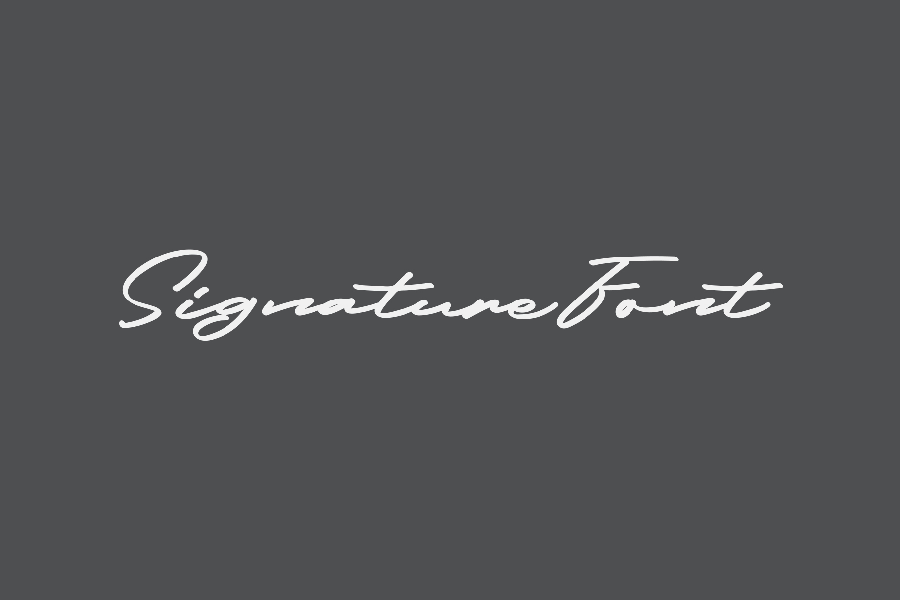 Frederick - a Classic Script Font example image 2