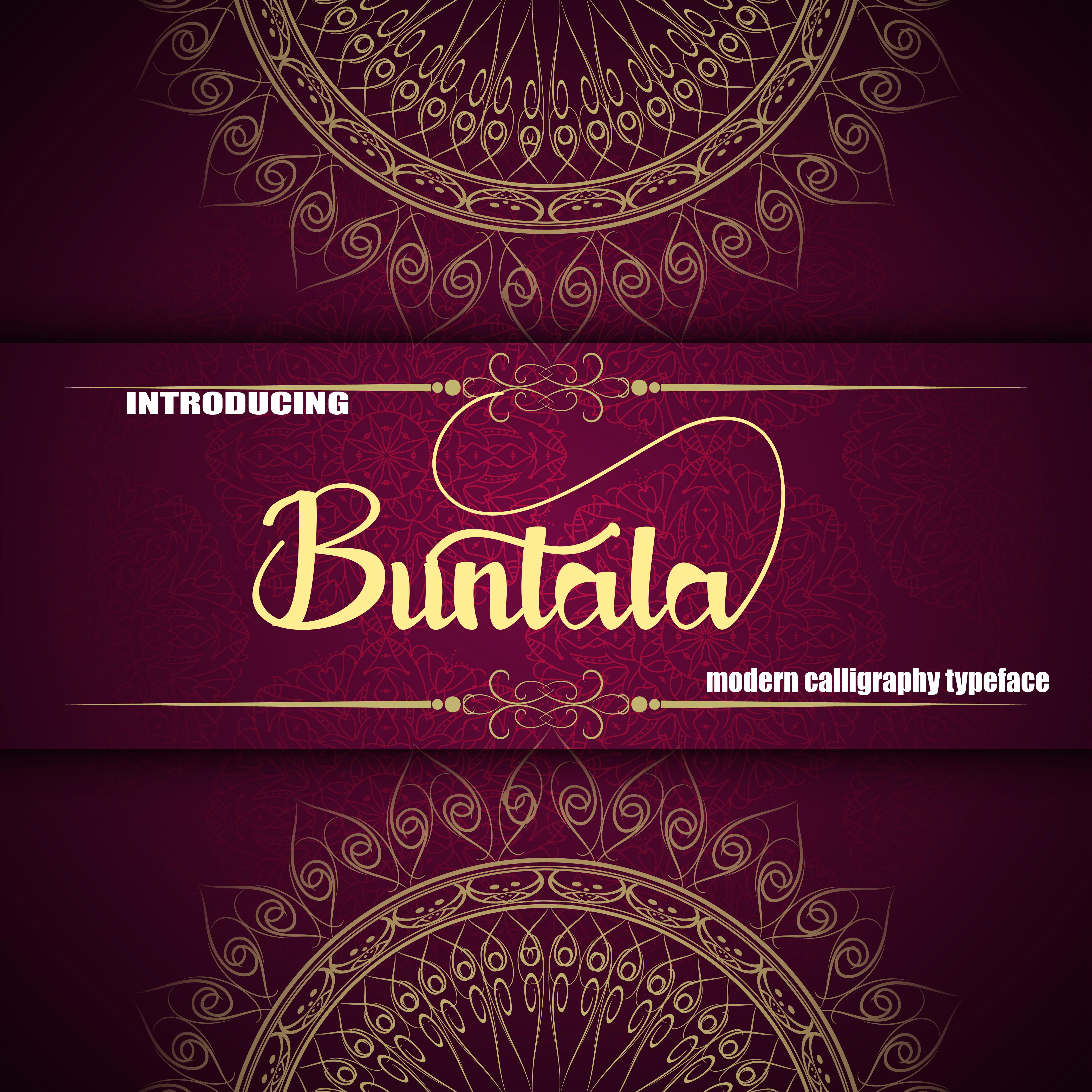 Buntala example image 1