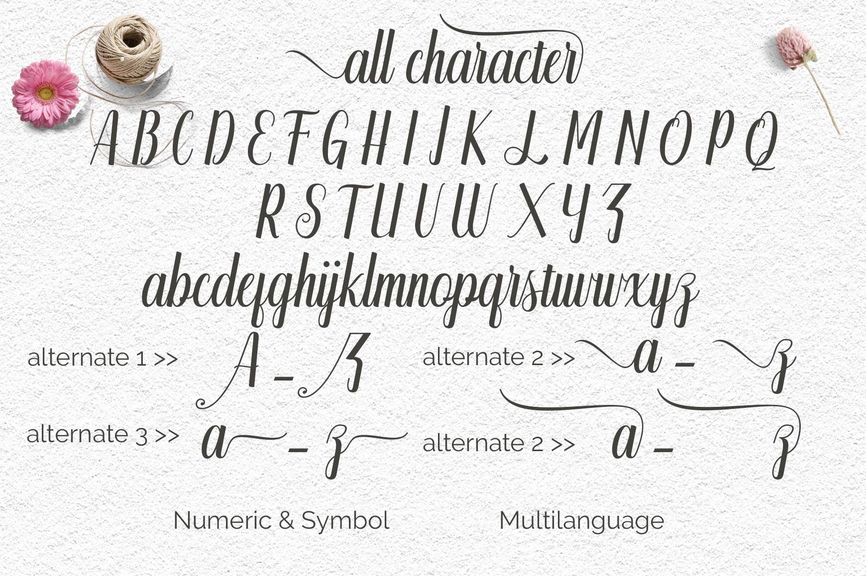 matthiola script example image 6