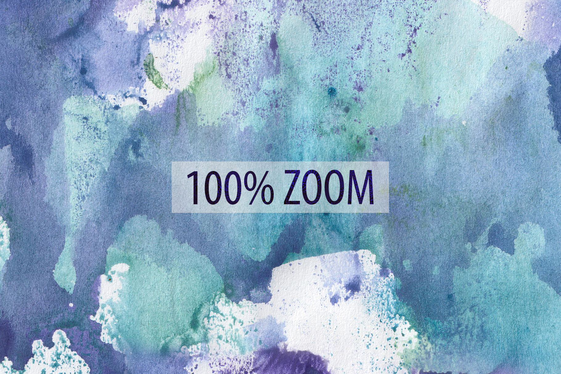 Seamless Watercolor Textures - 10 Watercolour Backgrounds example image 9