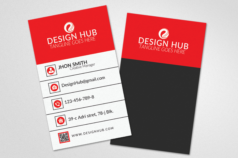 Business Card Design example image 3