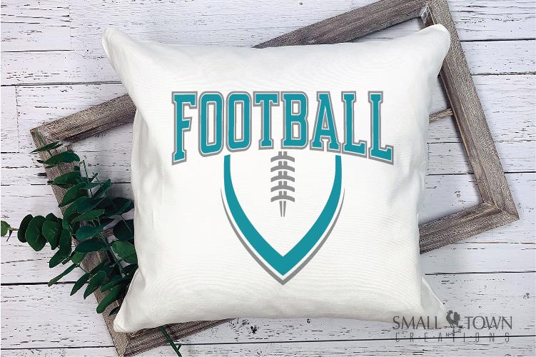 Football, Ball, Team, Sports, Logo, PRINT, CUT & DESIGN example image 3
