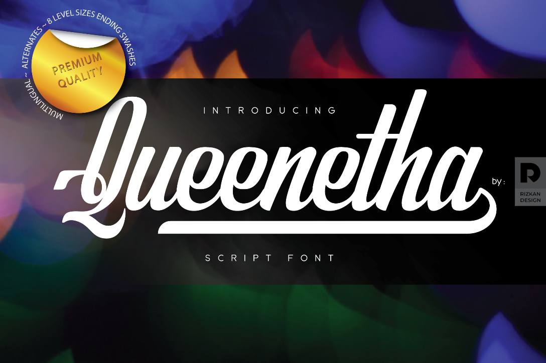 Queenetha example image 1