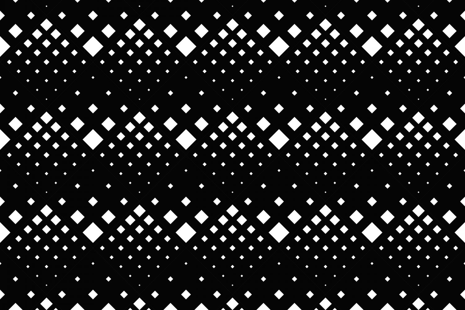 24 Seamless Square Patterns example image 11