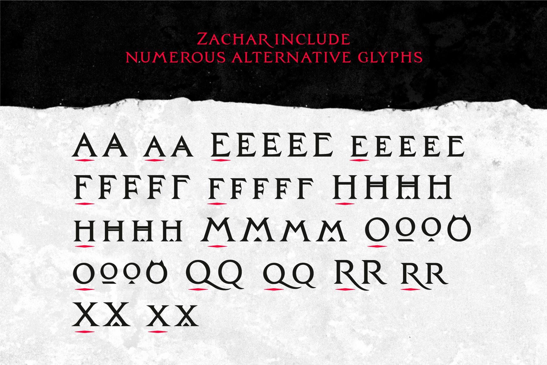 Zachar example image 4
