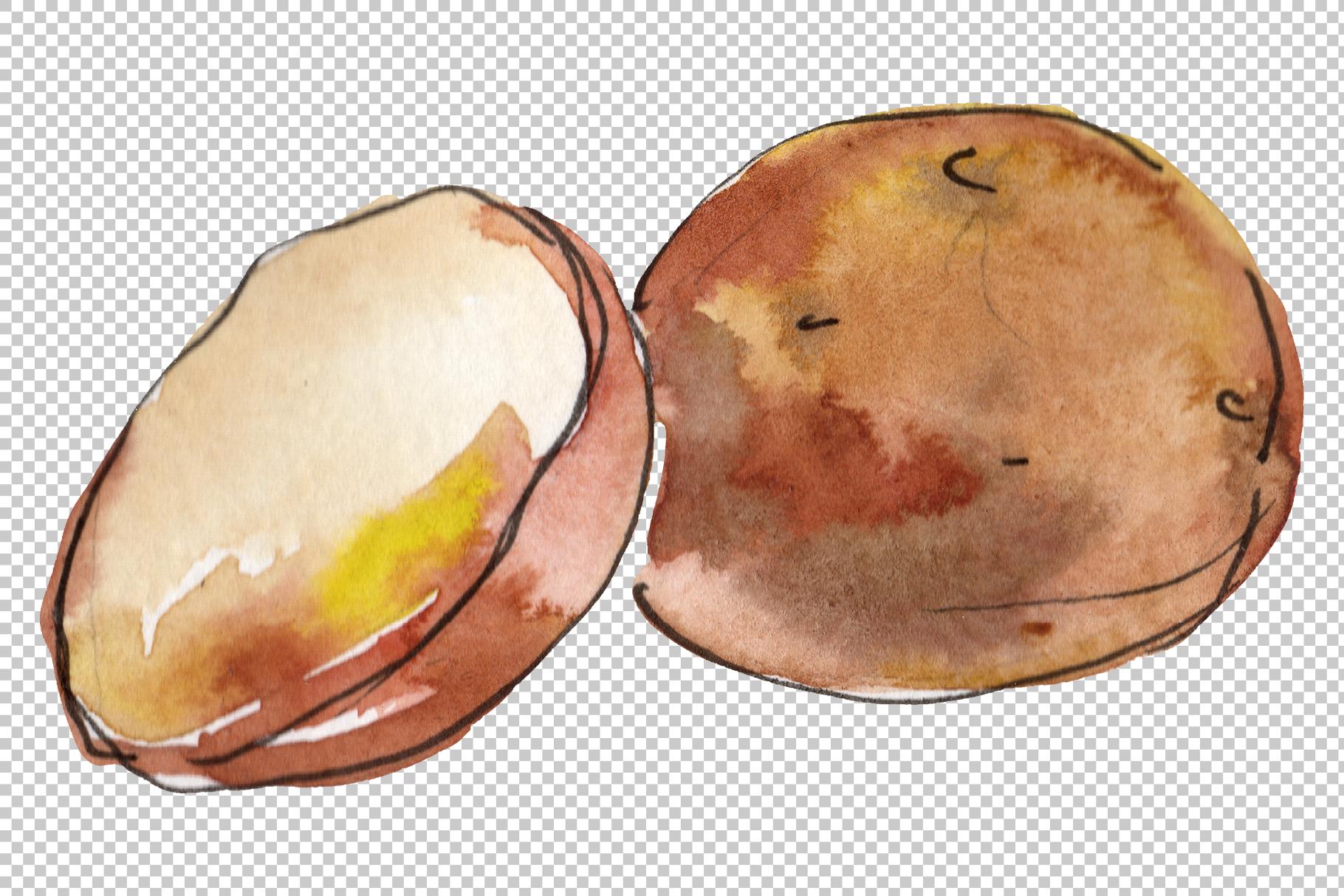 Steak Watercolor png example image 3