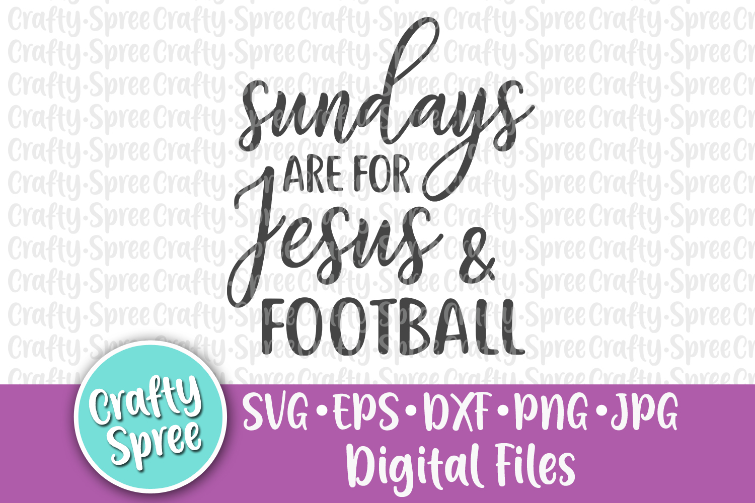 Football Game Day Bundle SVG DXF Design File Sublimation example image 6
