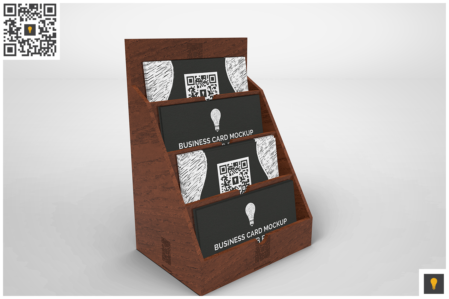 Business Card Holder Mockup example image 9