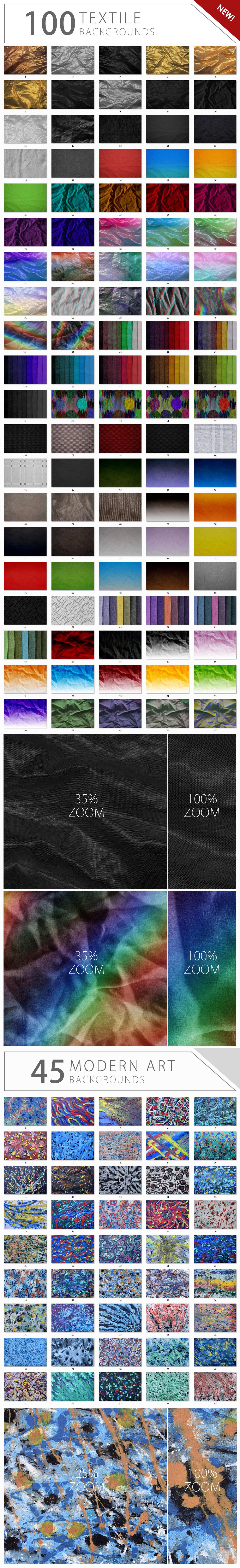 Supermassive Backgrounds Bundle example image 12