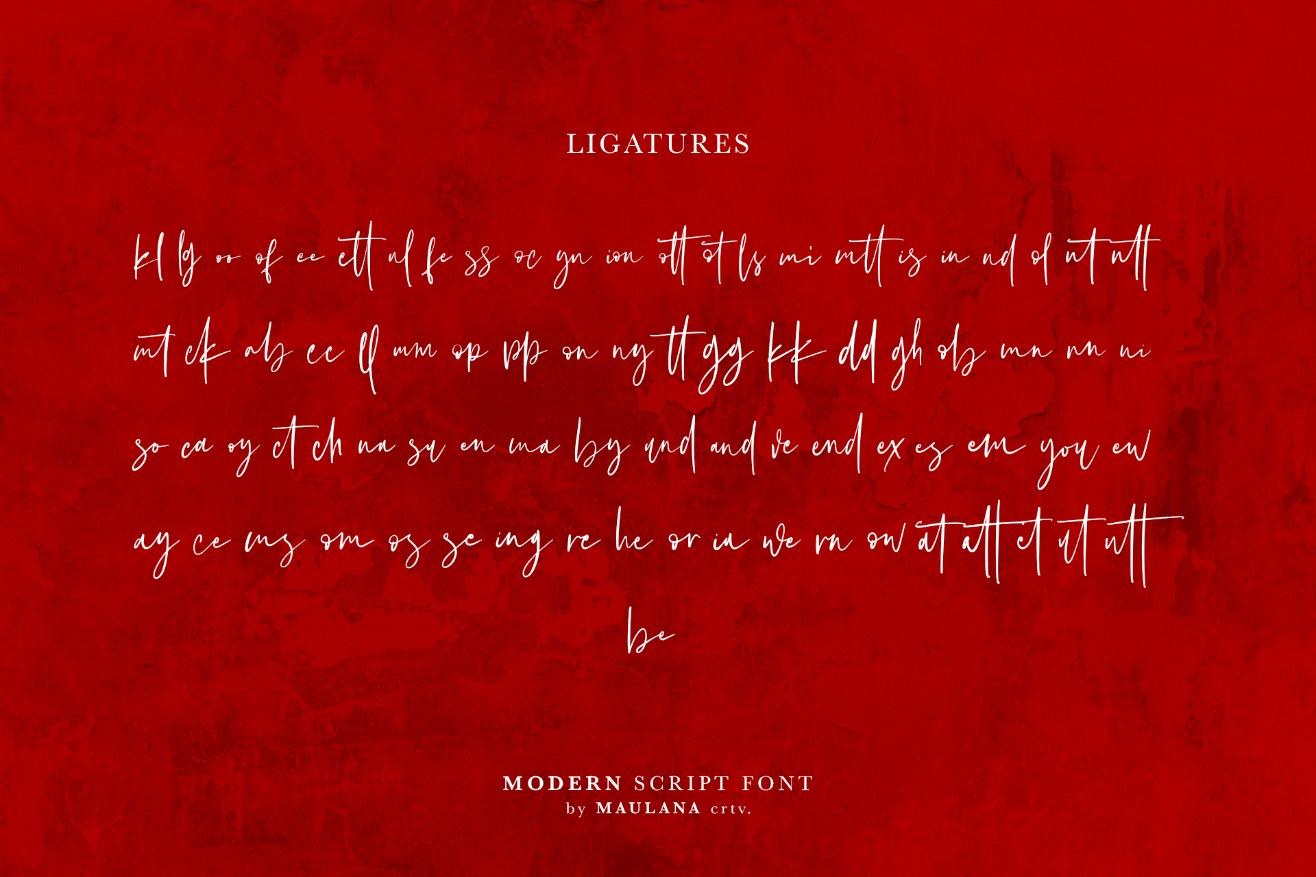 Hovercut Brush Script Font example image 9