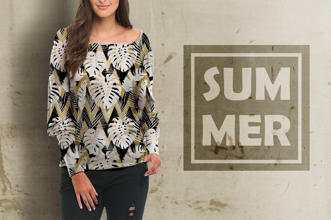 Tropical Summer Patterns + Bonus! example image 3