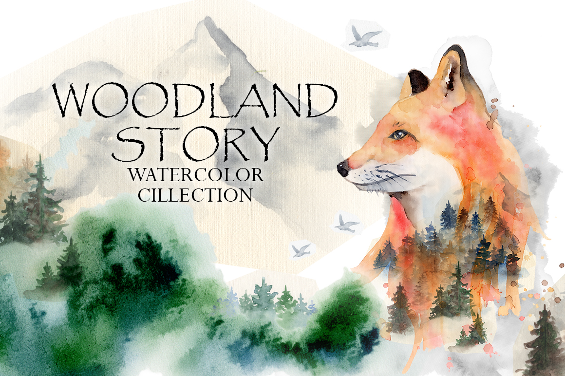 Woodland story Vol.2 Foxes example image 22