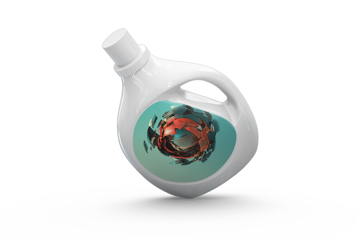 Detergent Bottle Mockup example image 10