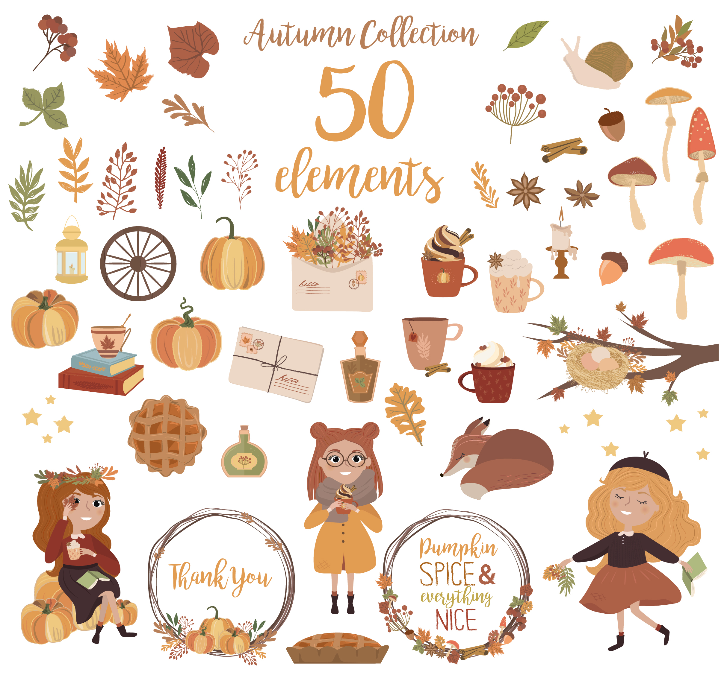 Autumn Dreams collection example image 2