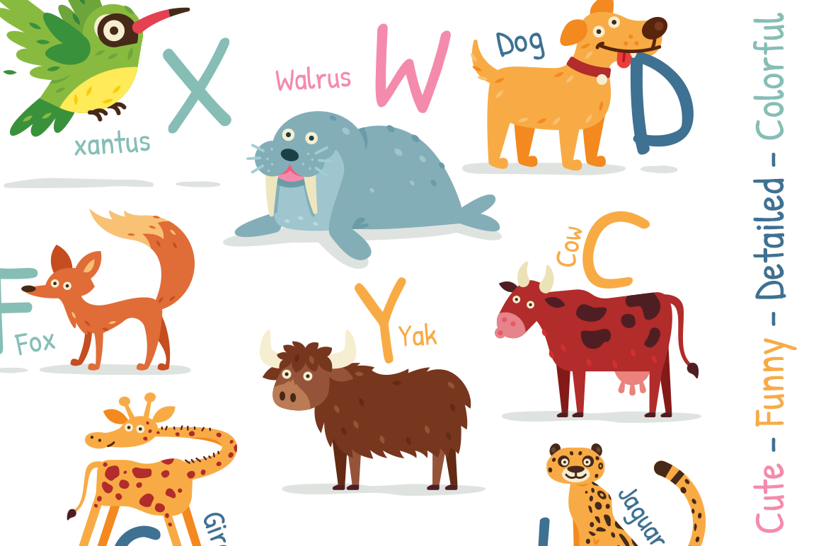 Animal Alphabet example image 5