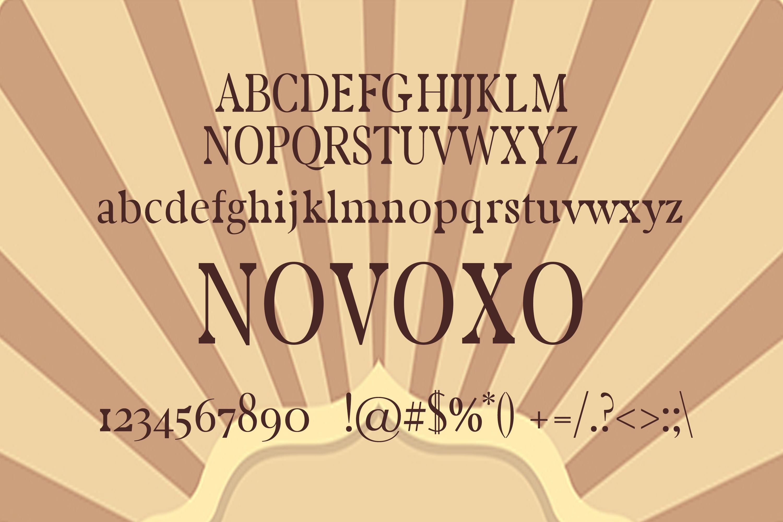 150 Premium Vintage Fonts example image 17