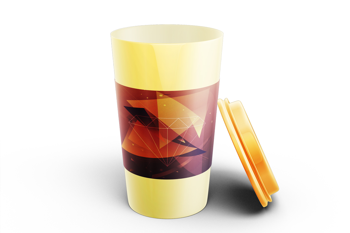 Caffee Cup Mockup example image 3