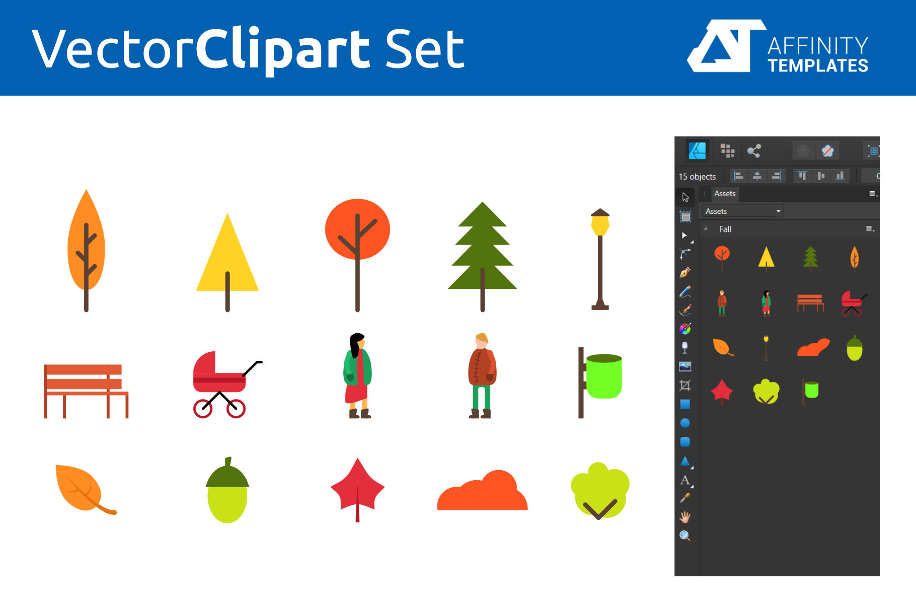 Affinity Designer Clip-atrs Bundle example image 4