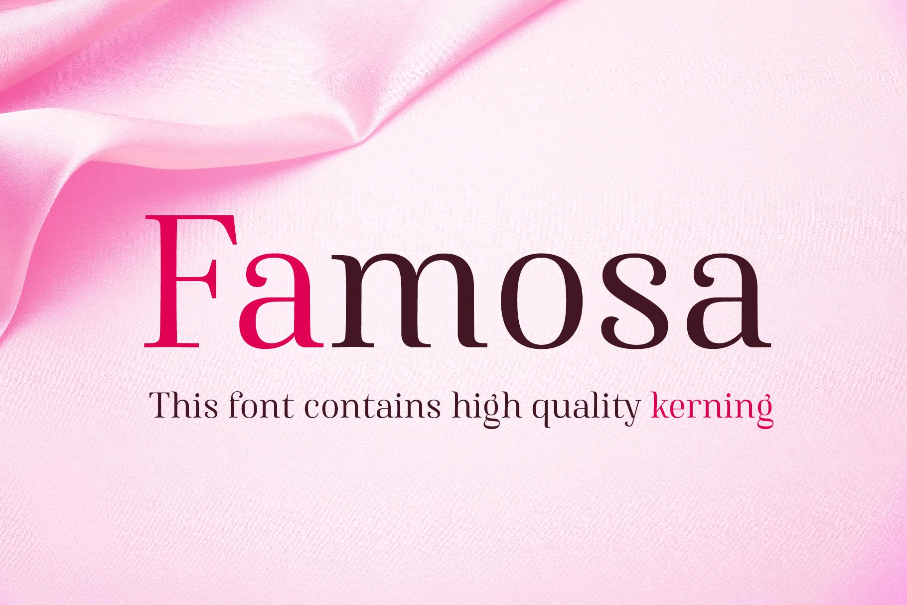 Famosa | Joyful Elegance example image 7