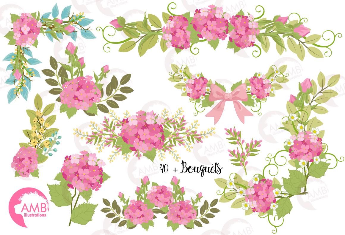 Spring Garden Floral Mega Bundle AMB-2382 example image 12