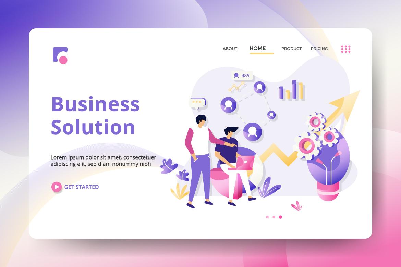 Business Marketing example image 7