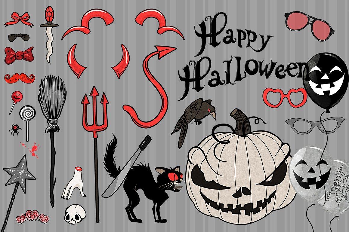 Halloween Girls Character Creator example image 7