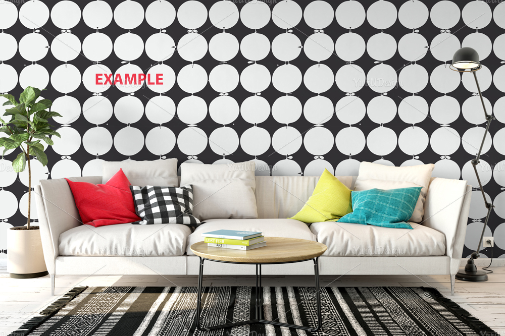 Wall Mockup - Bundle Vol. 1 example image 2