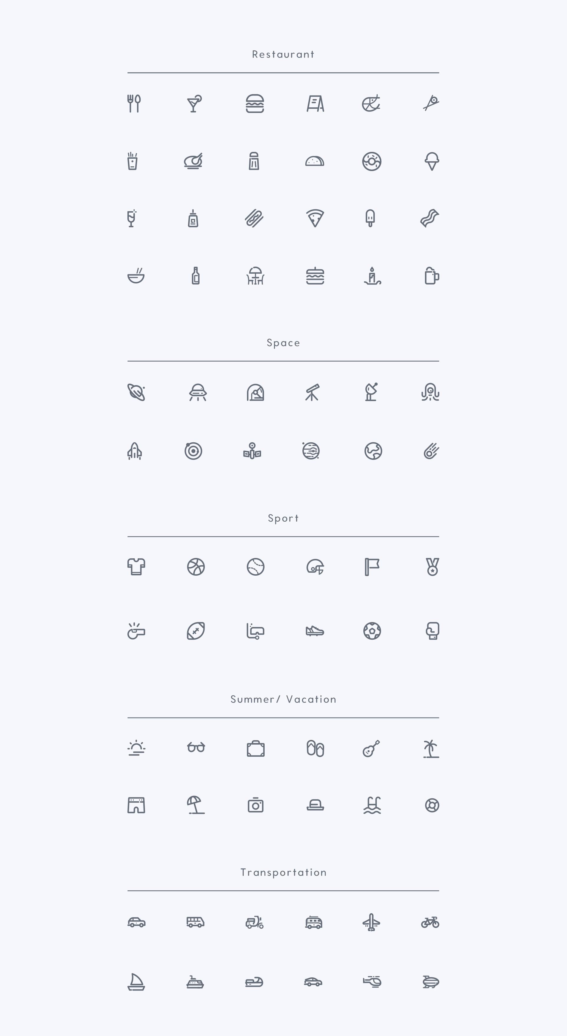 UICON - 280 Icons Bundle Pro Pack example image 5