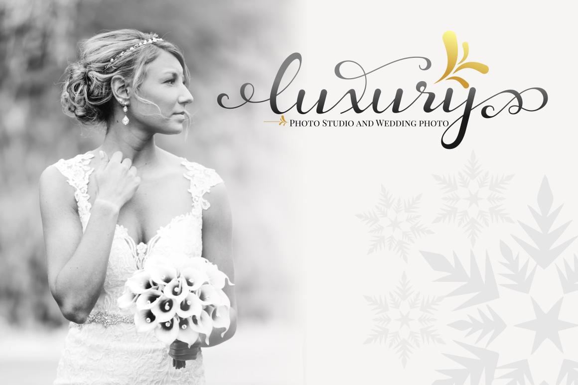 Daysha - Wedding Font example image 5
