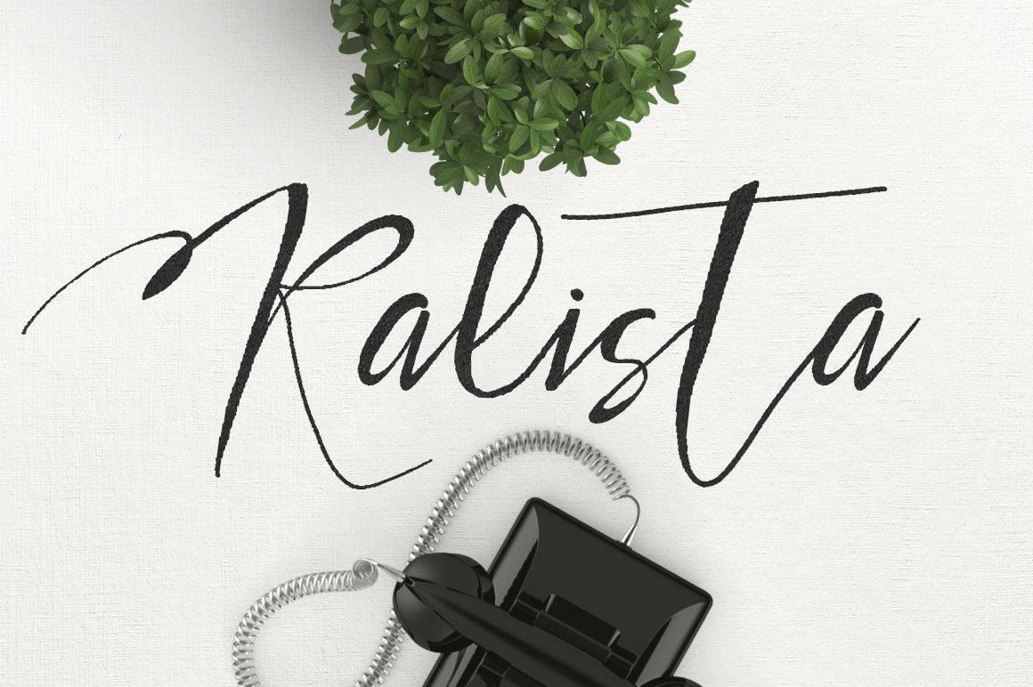 Kalista Typeface example image 1
