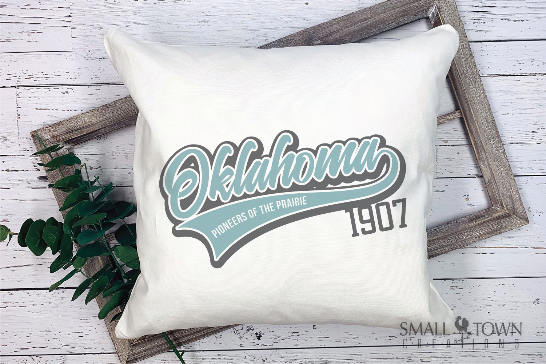Oklahoma, Pioneers of the Prairie, PRINT, CUT & DESIGN example image 3