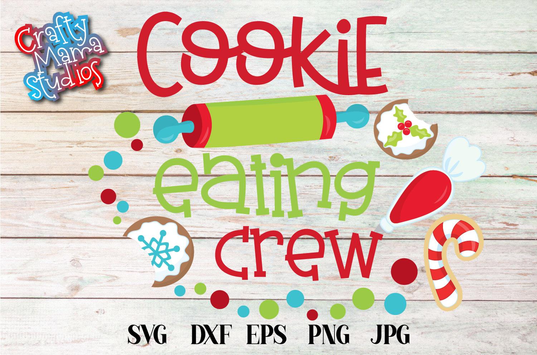 Christmas Cookie Baking Bundle SVG, Christmas Sublimation example image 13