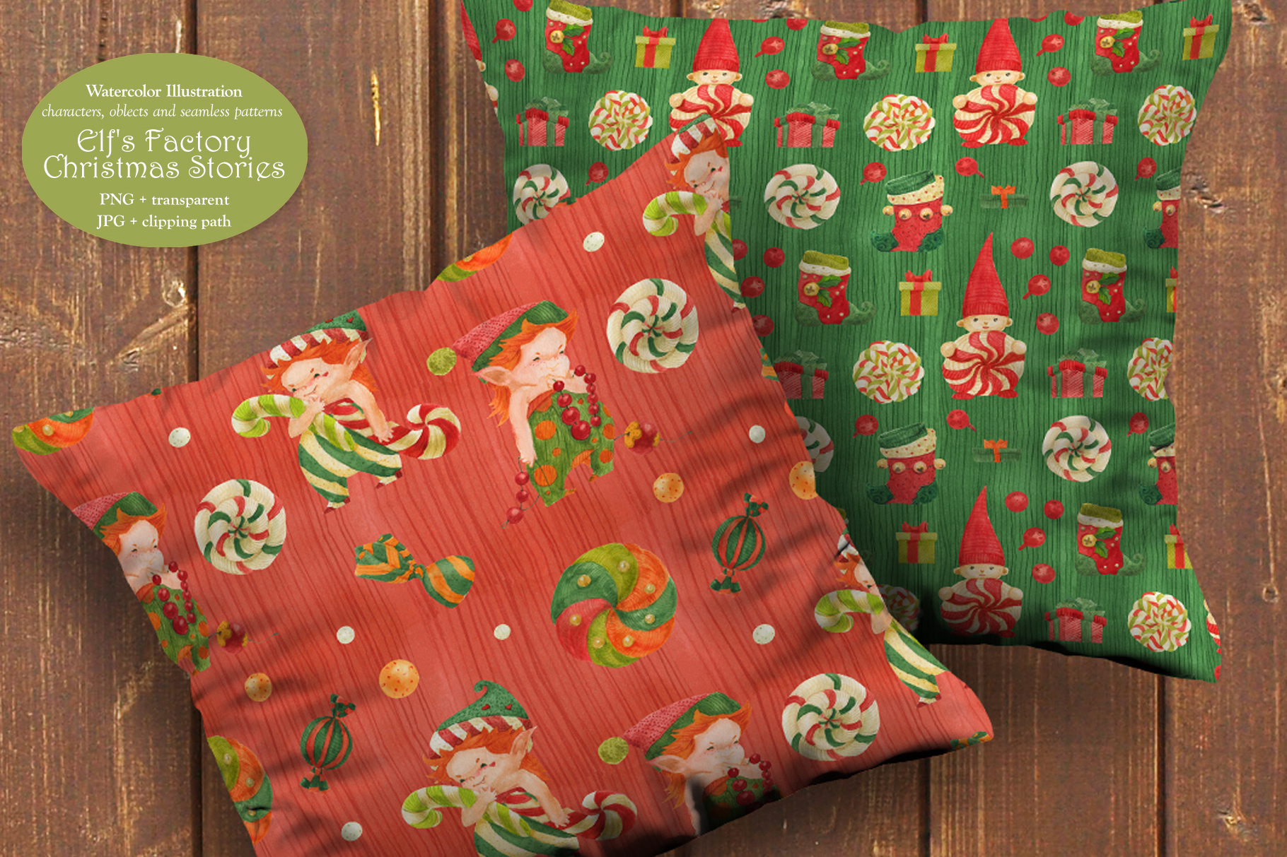 Elf's Factory Christmas Stories example image 10