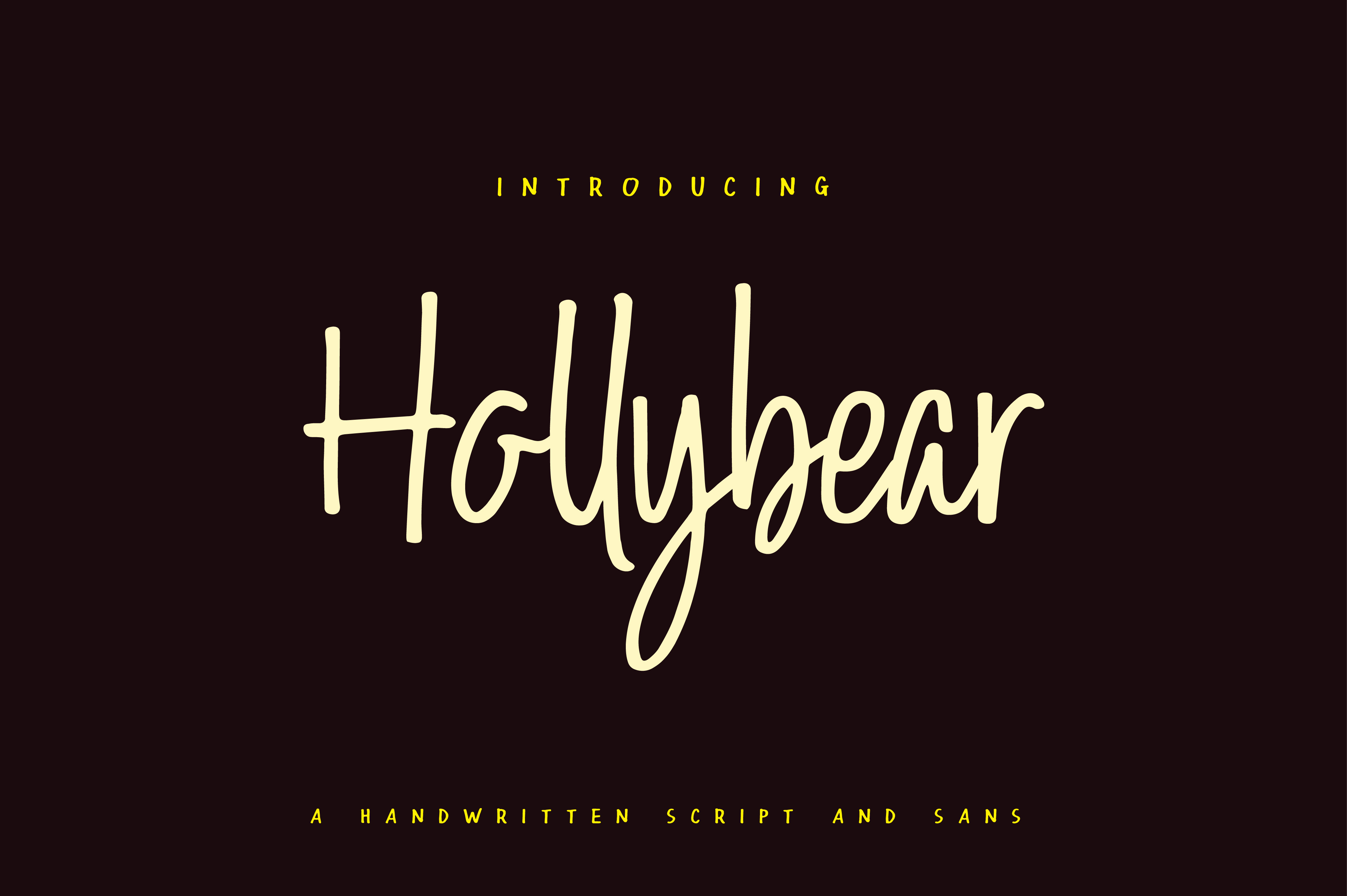 Hollybear example image 1