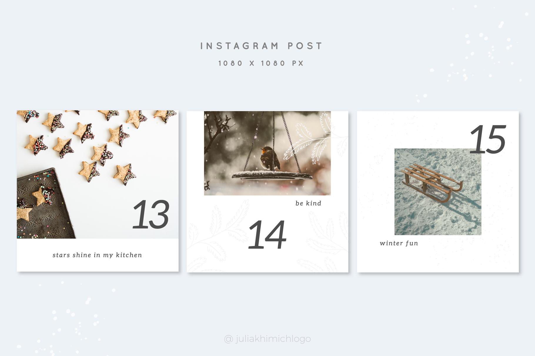 Advent Calendar for Instagram example image 7