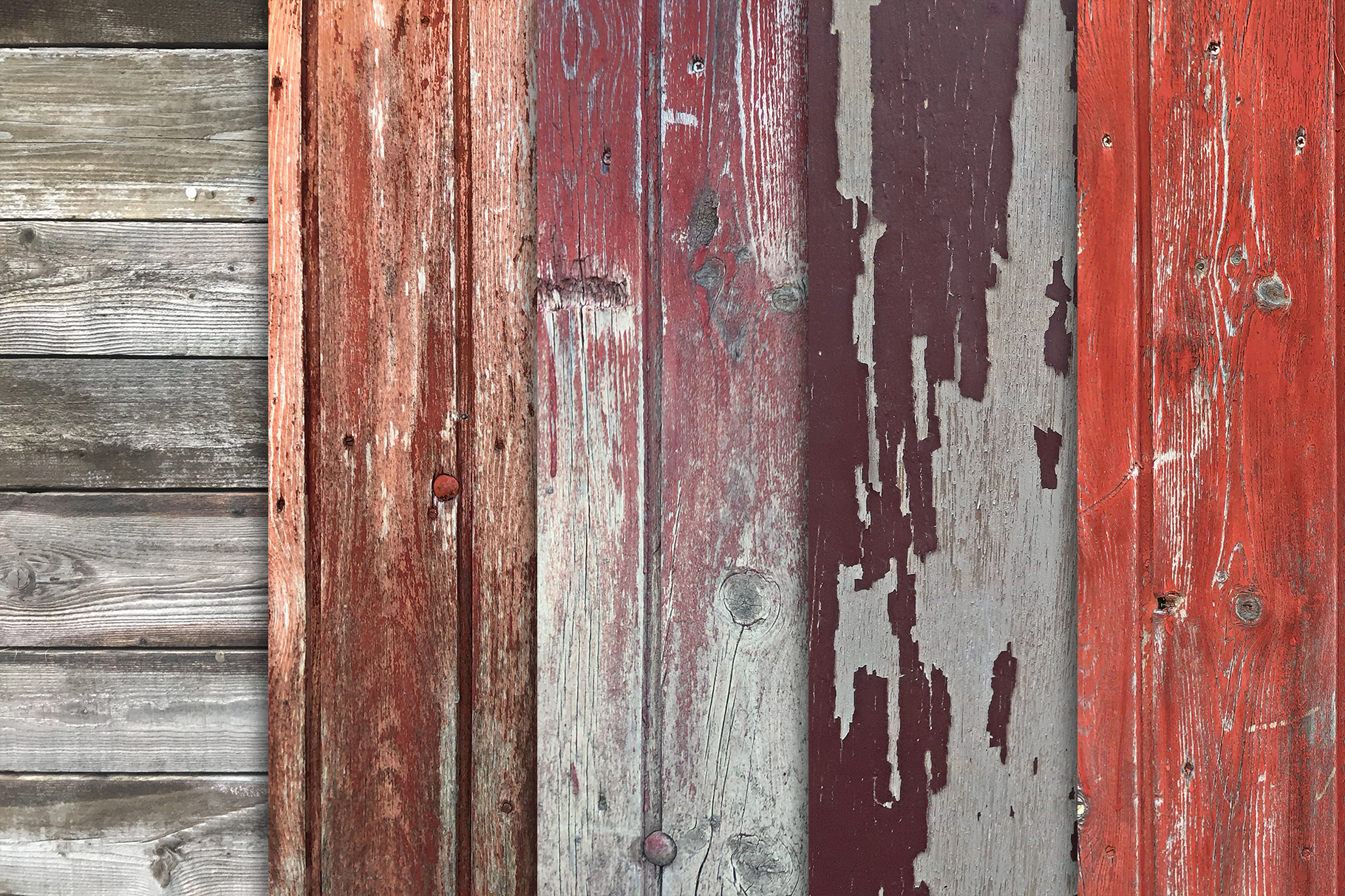 Old Wood Textures x10 example image 5