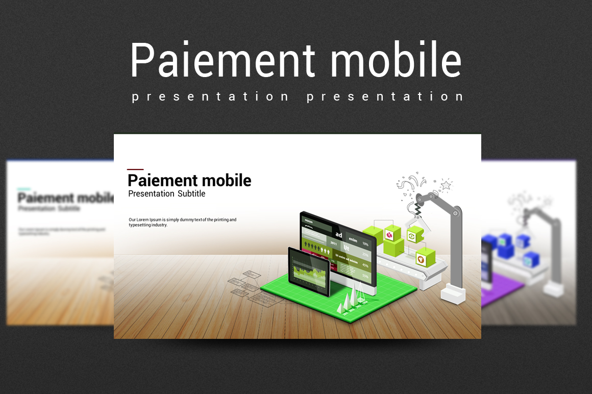 Mobile Payment PPT example image 1