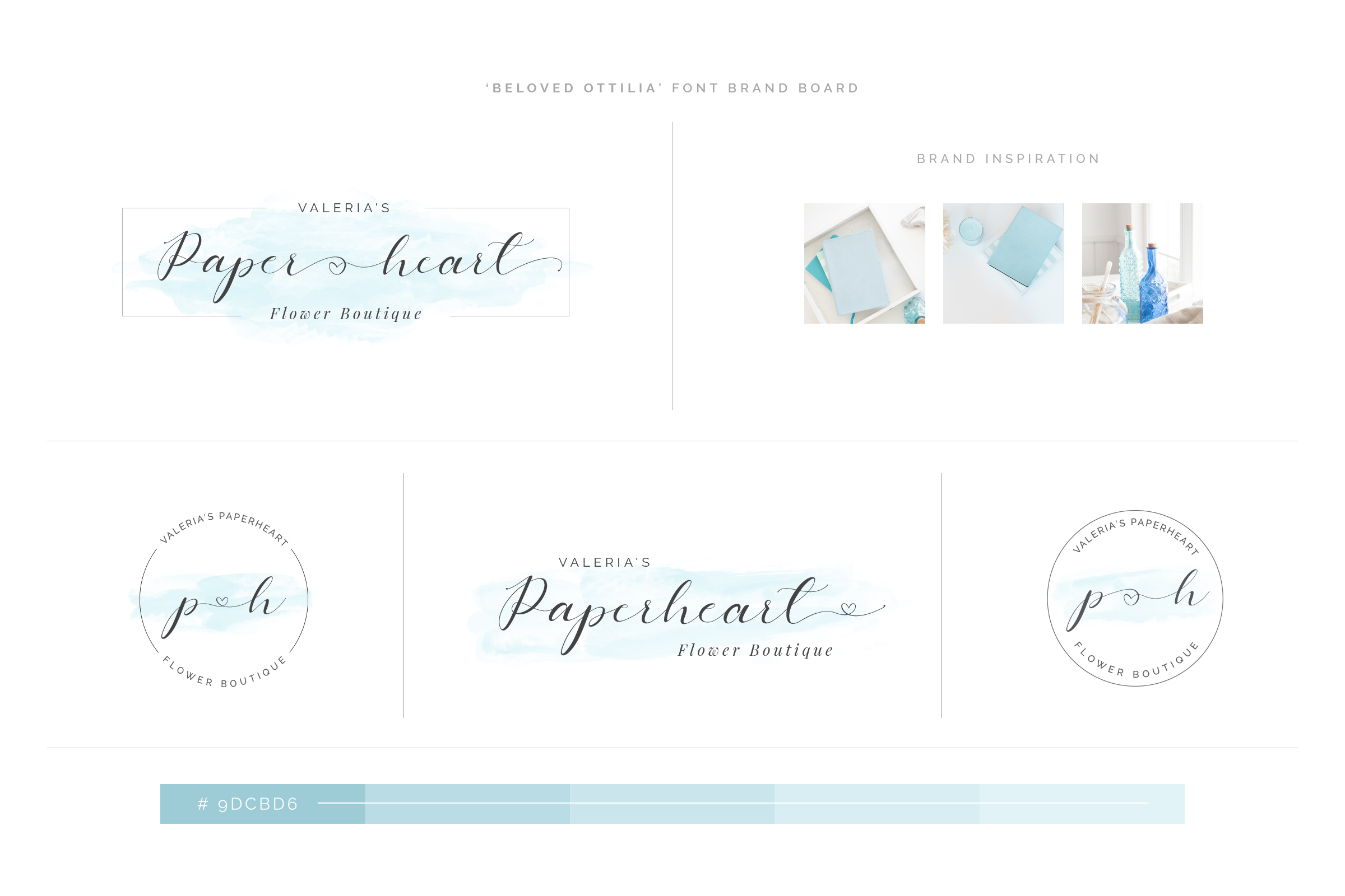 Beloved Ottilia Font 60 Free Logos example image 21