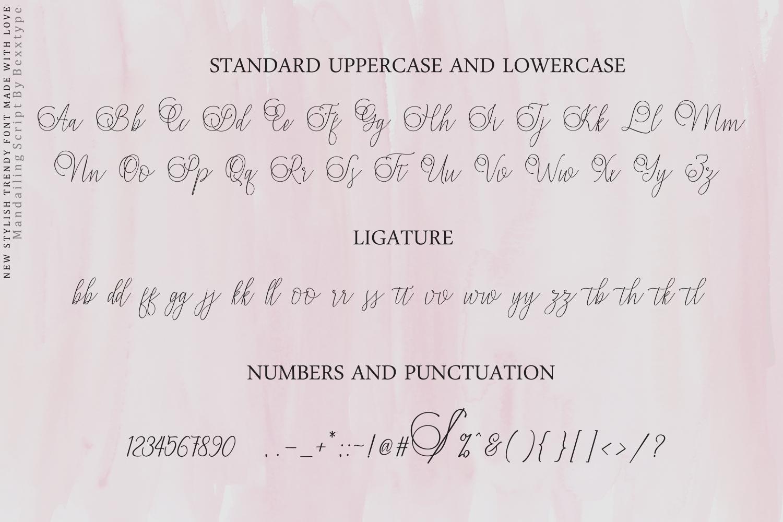 Mandailing Script example image 7